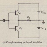 TRANSFORMERLESS PUSH-PULL AMPLIFIERS